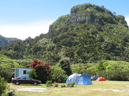 camping new zealand