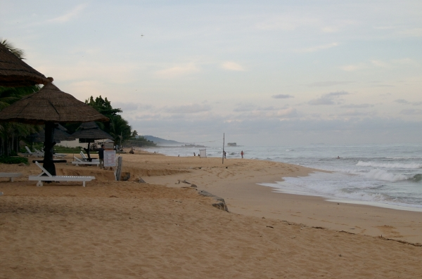 beach at phu quoc island