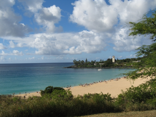 Waimea Bay North Shore Hawaii