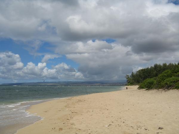 name of beach lost pilot season 1 hawaii