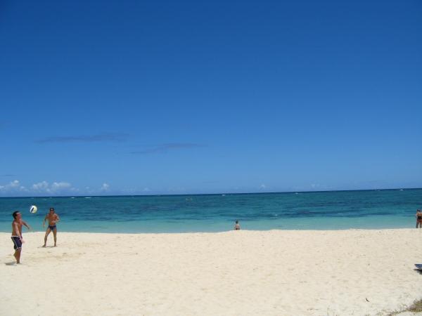 lanikai best sand hawaii