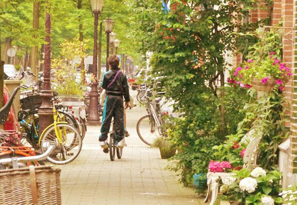 Amsterdam Old West Neighbourhood