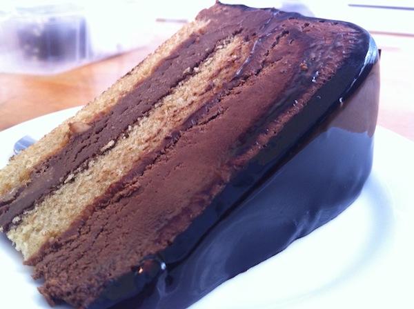 Lujuria Vegana Chocolate Cake Gopal Barcelona