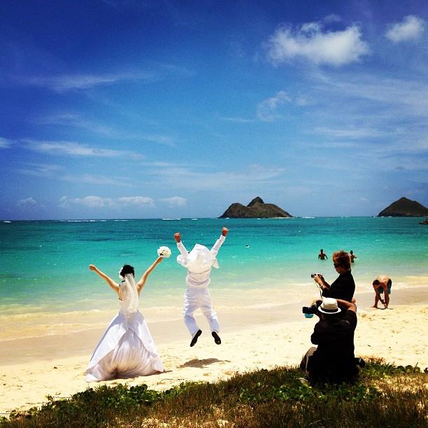 asian wedding hawaii