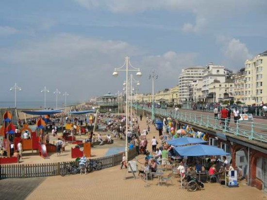 brighton waterfront