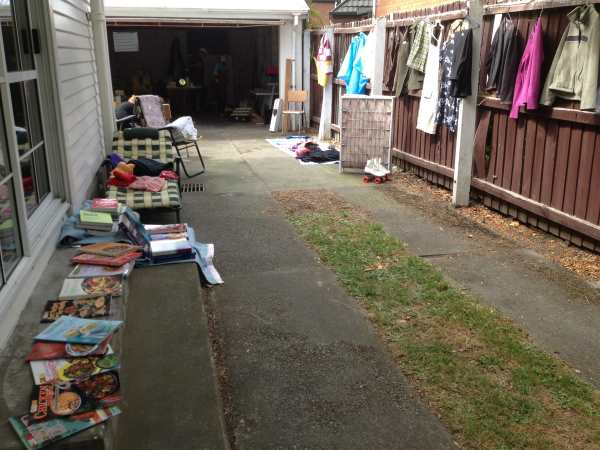 Garage Sale one