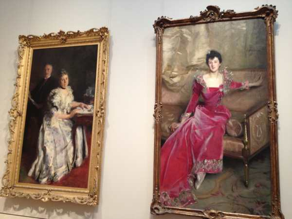 Portraits by John Singer Sargent