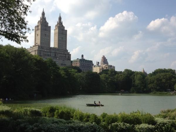 central park 2013