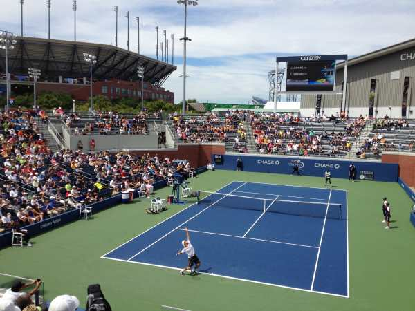 2013 US Tennis Open Qualifying Tournament