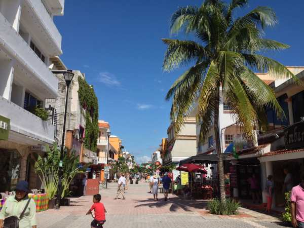 5th Ave, Playa del Carmen