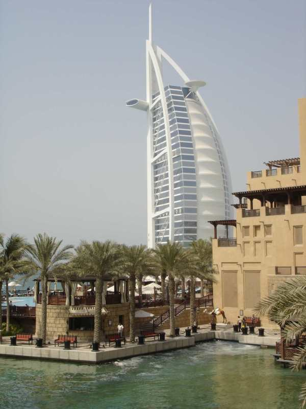 Dubai highrise