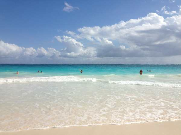 Playa Paraiso four