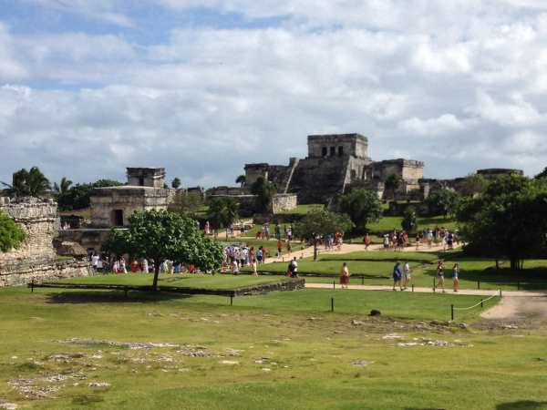 Tulum ruins one