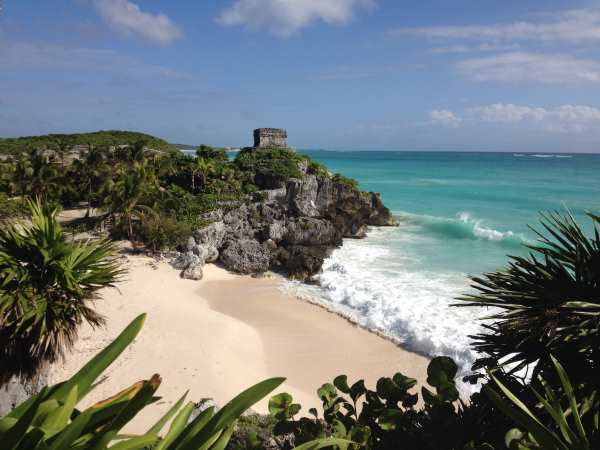 Tulum ruins three