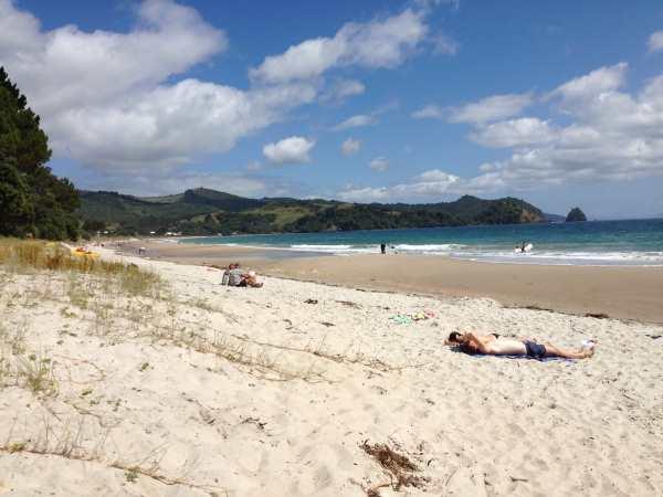 Whangapoua beach 1
