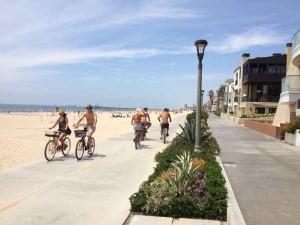 Los Angeles' Beaches: Hermosa and Manhattan
