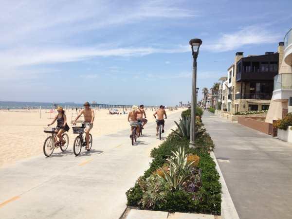 Hermosa Beach, LA